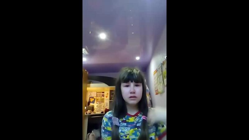 Настя Жукова - Live