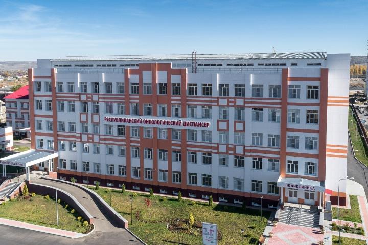 В новом онкодиспансере Черкесска будут лечить по мировым стандартам