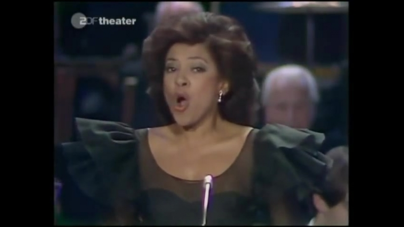 Kathleen Battle sings Una voce poco fa from Rossinis opera The Barber Of Seville