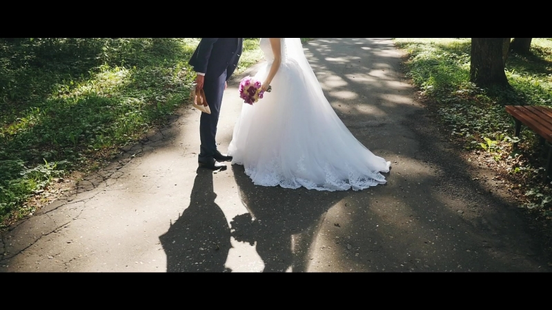 Трейлер свадебного дня Юлии и Евгения (4 августа 2017)