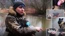 ЧУТЬ НЕ УТОНУЛА Рыбалка на реке ШОК Поймала ручьевую форель