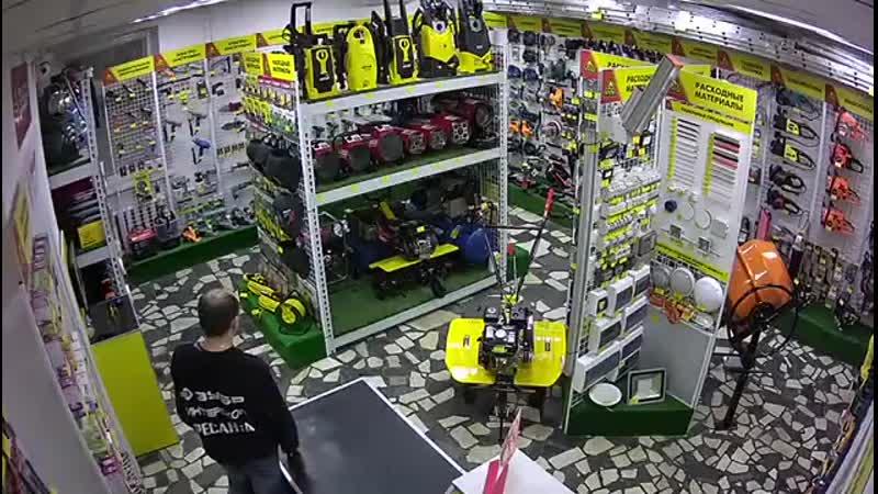 Сибай Республика Башкортостан Мамкин грабитель VS Продавец
