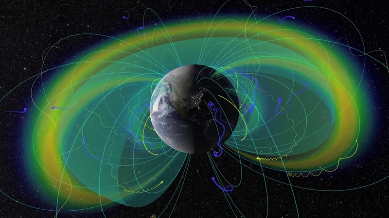 Earths Magnetic Field Vibrates Like a Drum