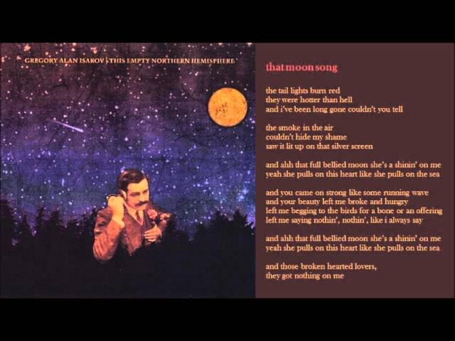 Gregory Alan Isakov - This Empty Northern Hemisphere (Full Album)