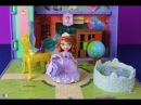 Sofia The First Toys Portable Classroom Playset Princess School Sofia The First Doll DisneyCarToys