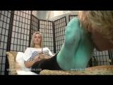 Worship green socks Mistress Demona