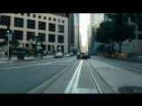 Road Trip USA _ #DanielRicciardo takes #F1 to San Francisco, Monument Valley