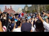 французы на красной площади