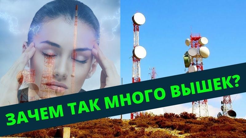 Волны Шумана и вышки сотовой связи Возрождённый СССР Сегодня