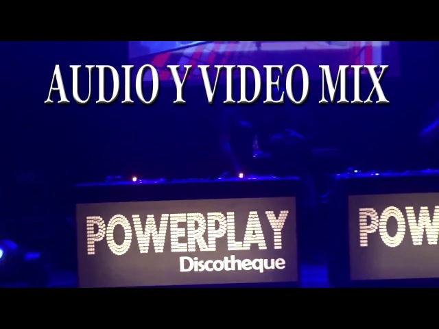Maglio Nordetti - Powerplay Discotheque megamix (video)