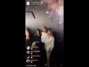 2018: Наталия Дайер и Наоми Уоттс на дорожке показа Zadig Voltaire