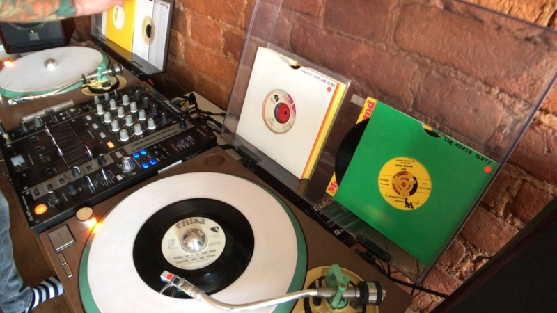 DJ SOUL-K warm up