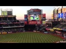 C.M. Punk throws out first pitch at New York Mets game 4/5