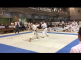 16th JKA All Japan Masters Chamoionship 05.11.2016 Men's 60-year old Quarter-finals