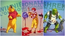 Our Favourite Childhood Cartoons Turned Into BADASS Characters Evil Version Of Cartoon Characters