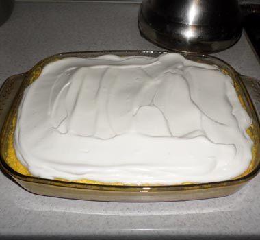 Очень вкусный творожный пирог. Этот сложный, на первый