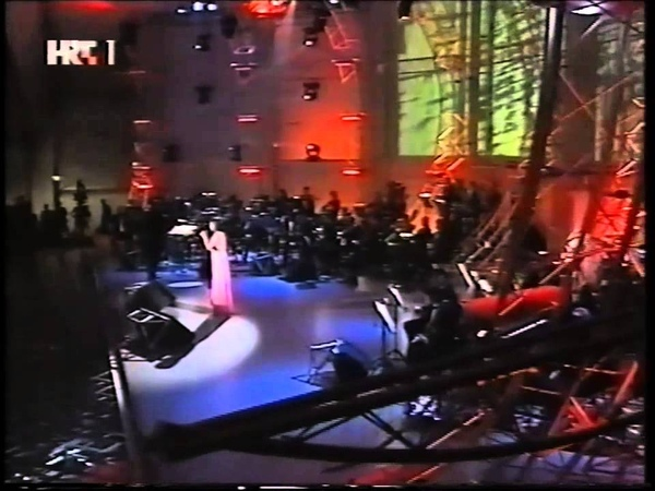 Nina Badrić - Čarobno jutro (Dora 2003 semi-final performance)