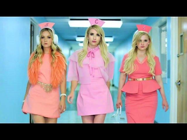 Королевы крика. Сезон 2 / 2016 / Промо HD / Scream Queens