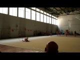 Rhythmic gymnastics-Victoria Shelia