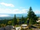 Восхождение на хребет Зюраткуль, Южный Урал