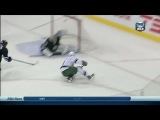 Zach Parise buries the one-timer for the SHG