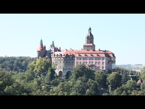 Hitlers Castle (2016) - замок Крансберг Kransberg, Adlerhorst, Langenhain-Ziegenberg, Ober-Mörlen, ставка FHQ