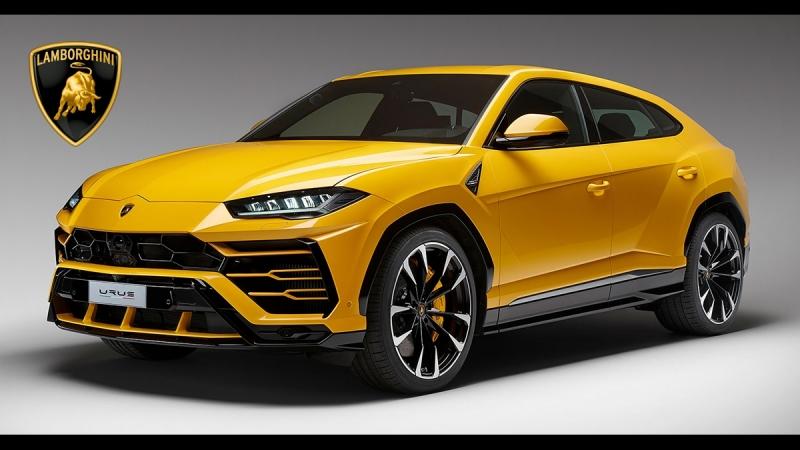Lamborghini Urus. ZigZag автозапчасти с доставкой на дом 🚚