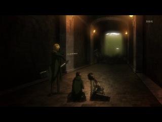 Attack on Titan 24 / Shingeki no Kyojin - 24 / Атака Гигантов / Вторжение титанов - 24 серия [русская озвучка OVERLORDS] HD