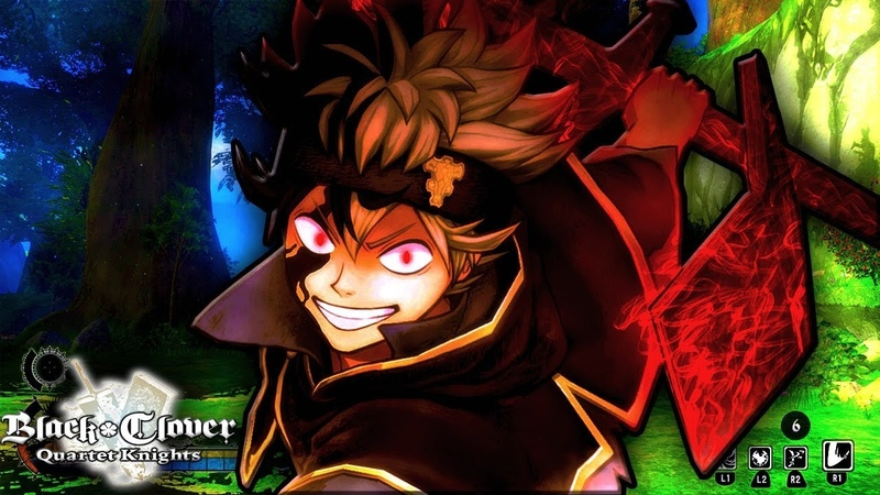 DEMON FORM ASTA! 26 KILLS! - Black Clover Quartet Knights - Online Gameplay