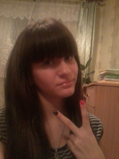 Кристина Владимировна, 3 июня 1998, Минск, id228172451