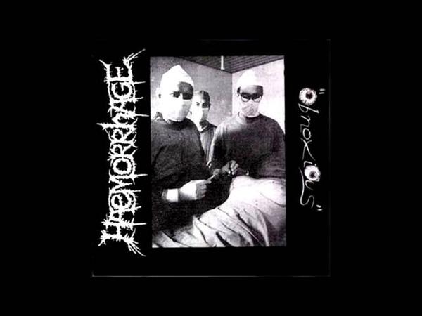 Haemorrhage / Christ Denied-Obnoxious / Thy Horned God