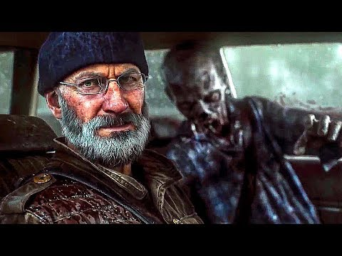 The Walking Dead Game - Official Trailer 3 (2018) Zombie Game
