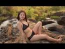Beautiful Asian Young Teen Model in Bikini