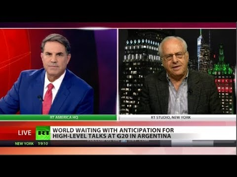 China threatens economic collapse, Trump caves – Richard Wolff