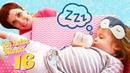 Spielzeugvideo für Kinder. Spielspaß mit Barbie Puppen. Kinder spielen lustig!