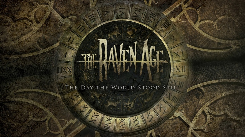 The Raven Age The Day the World Stood Still Official Audio