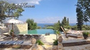 Mediterranean country style Villa in an idyllic landscape northeast Corfu