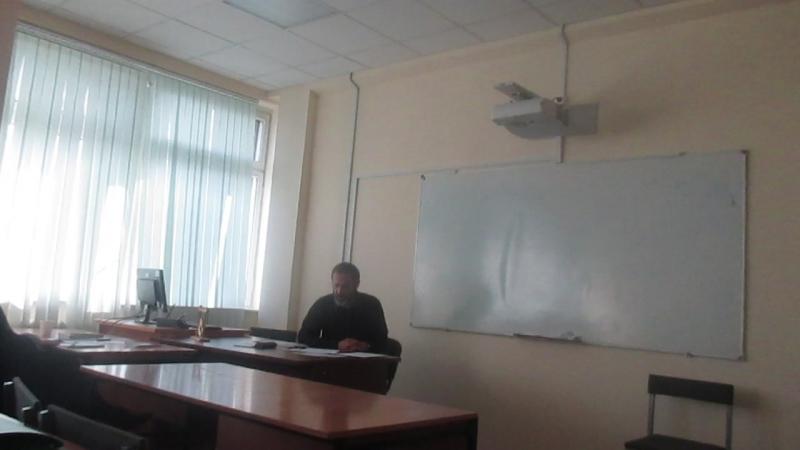 Международная конференция Современное образованиеДоклад читает профессор каф.философии,д.ф.н,Шелковников А.Ю.