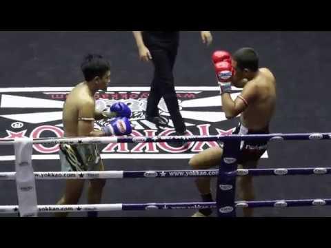 Aleks Priadchenko Tiger Muay Thai vs Wangchannoi 20 7 18