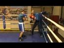 Бокс как выйти из угла если соперник давит