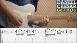 Daniel Caesar - Get you (Neo Soul Guitar)+TABs By Funkyman