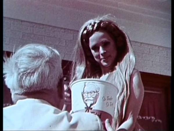 Kentucky Fried Chicken - Make History: Lady Godiva 20 - USA Ad 1967