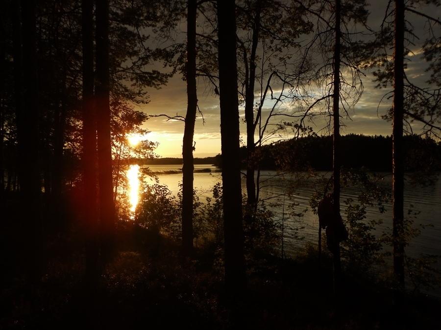 Сайма: первый поход на каяках: боль, слезы и разочарование