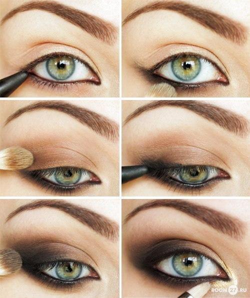 Пошаговые инструкции макияжа