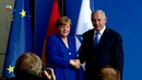PM Netanyahu and German Chancellor Merkel hold joint press conference