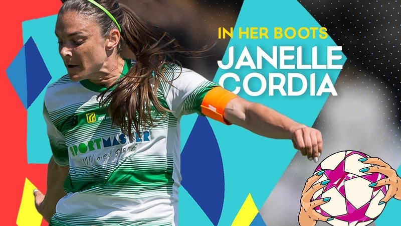 Janelle Cordia In Her Boots 👟
