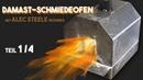 Gas-Esse bauen mit Alec Steele Gas Burner : Feuerstelle bauen Teil 1/4