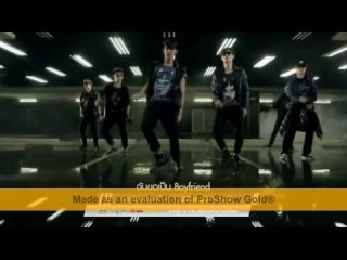 Thai pop music  2013  Boy bands and solo T-pop from Thailand
