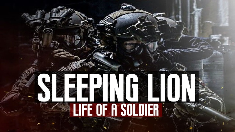 Life Of A Soldier Sleeping Lion 2018 ᴴᴰ