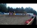 Beach volley Russia Yaroslavl 2018 M 02 Bolgov Ermilov and Adonin Karpukhin 3 set